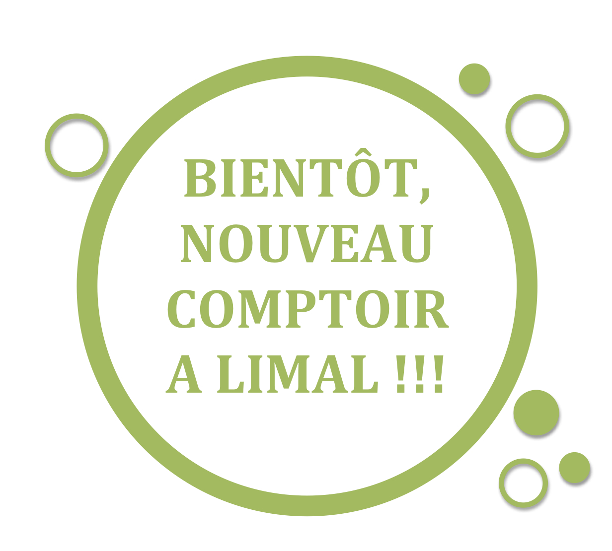 Ouverture d'un nouveau Comptoir à Limal! – Agricovert on